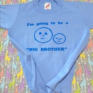 Jerzees Graphic T-shirts 'Big brother'